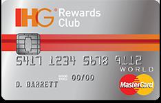 Chase IHG Card