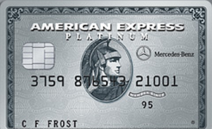 Amex Mercedes Benz Platinum