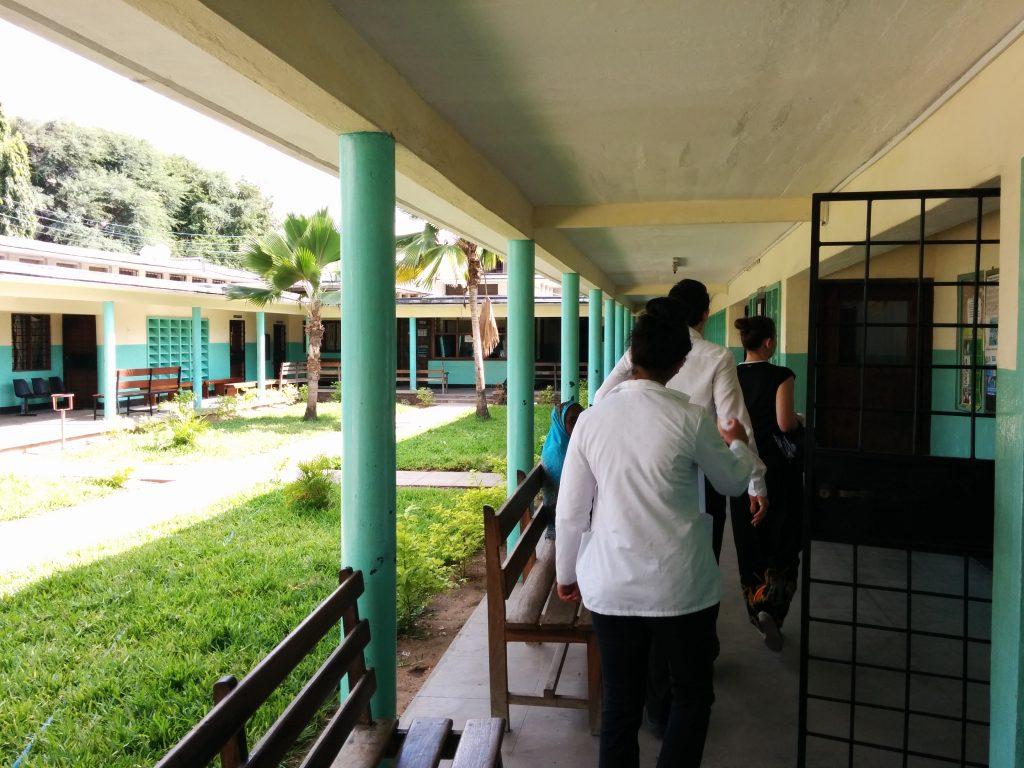 Goodbye, Mnazi Moja Hospital