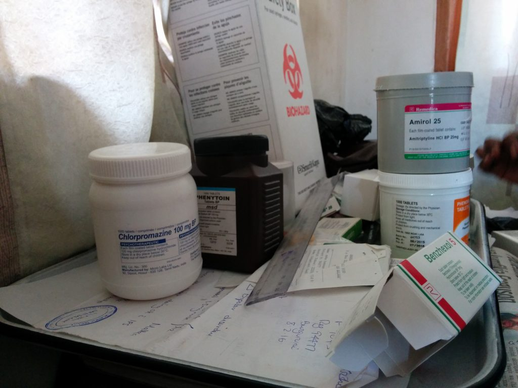 Psychiatric Drugs, Amana Regional Hospital