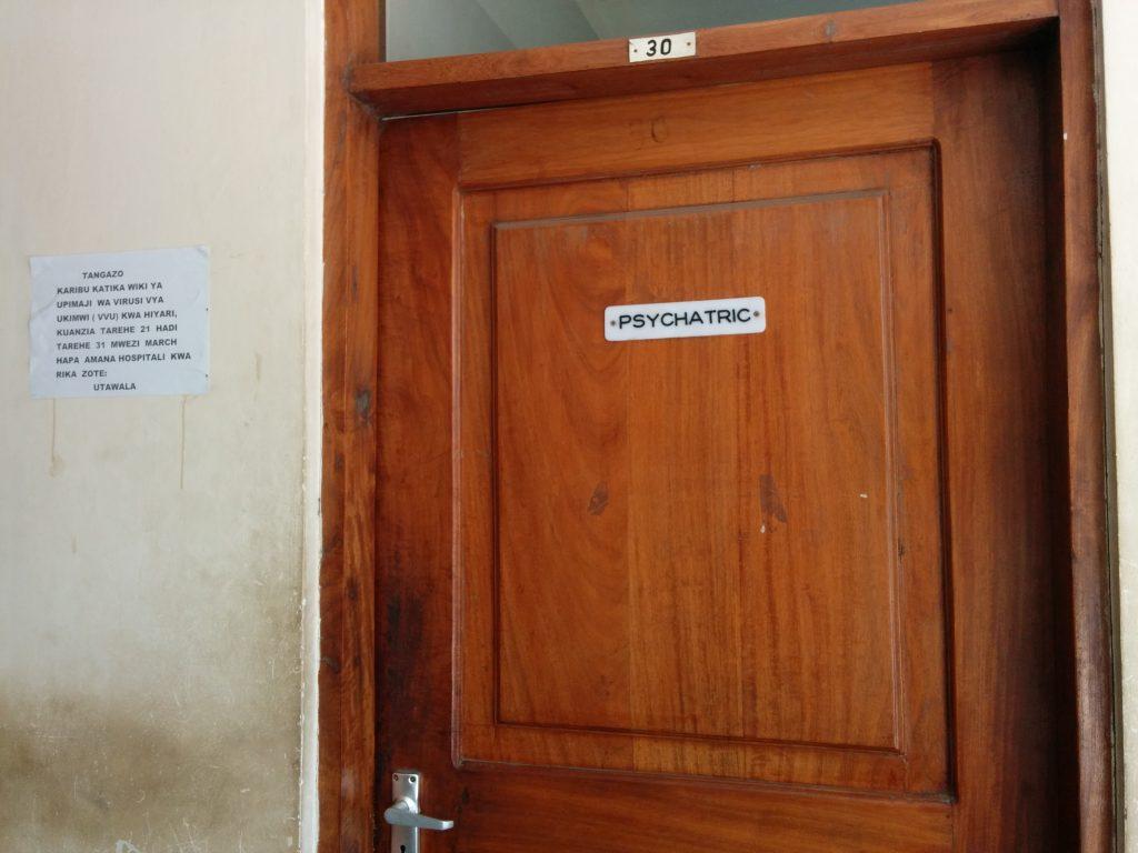 Psychiatric Clinic, Amana Regional Hospital