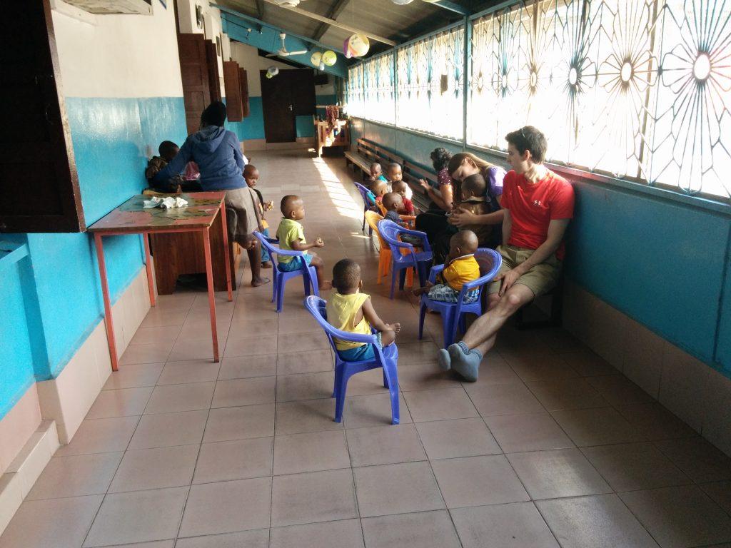 Mother Teresa Orphanage, Dar Es Salaam