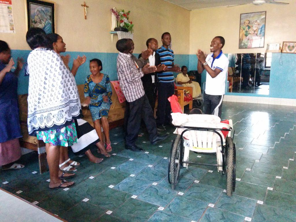 Choir, Mother Teresa Orphanage