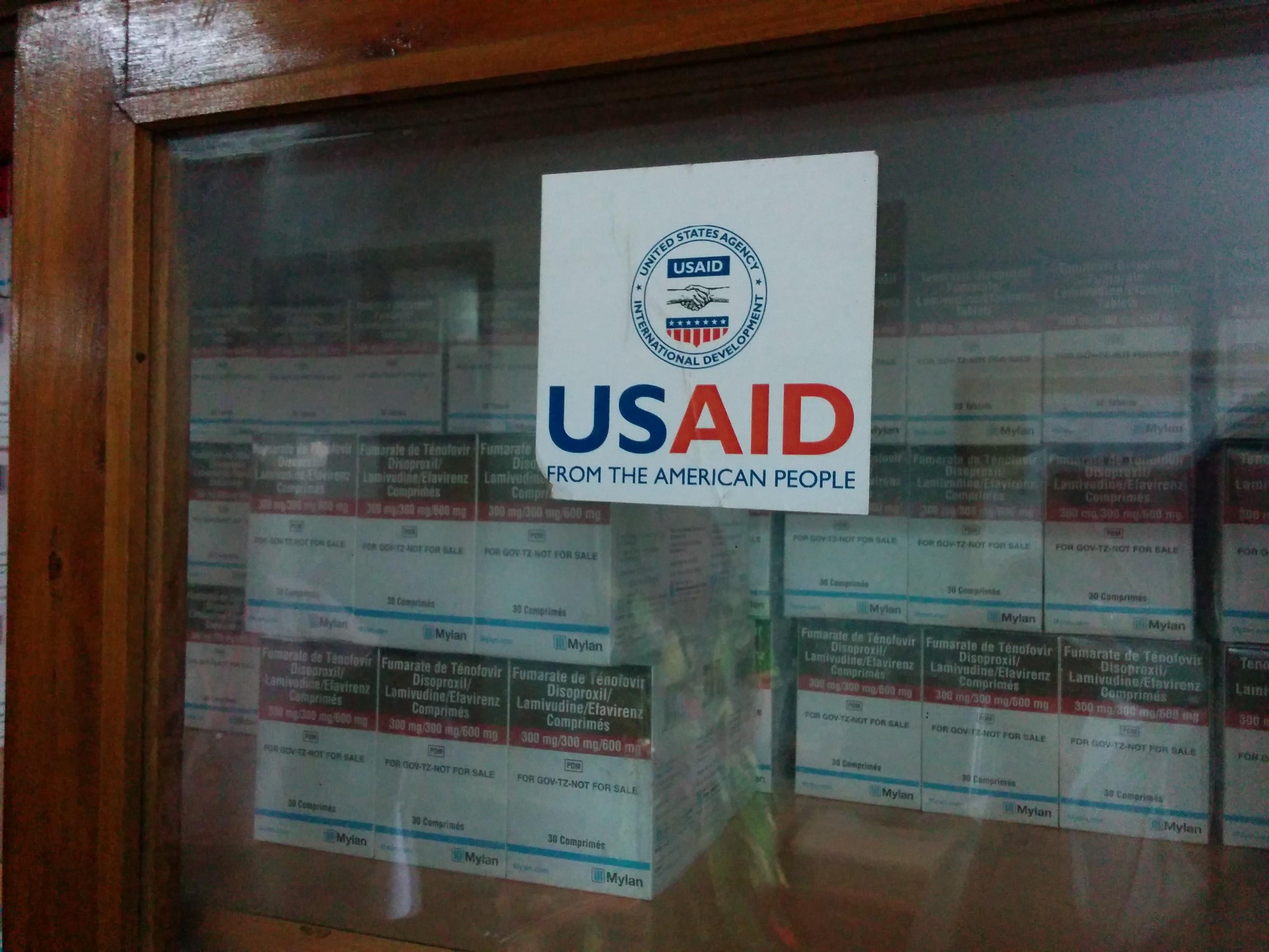 HIV Drugs at PASADA