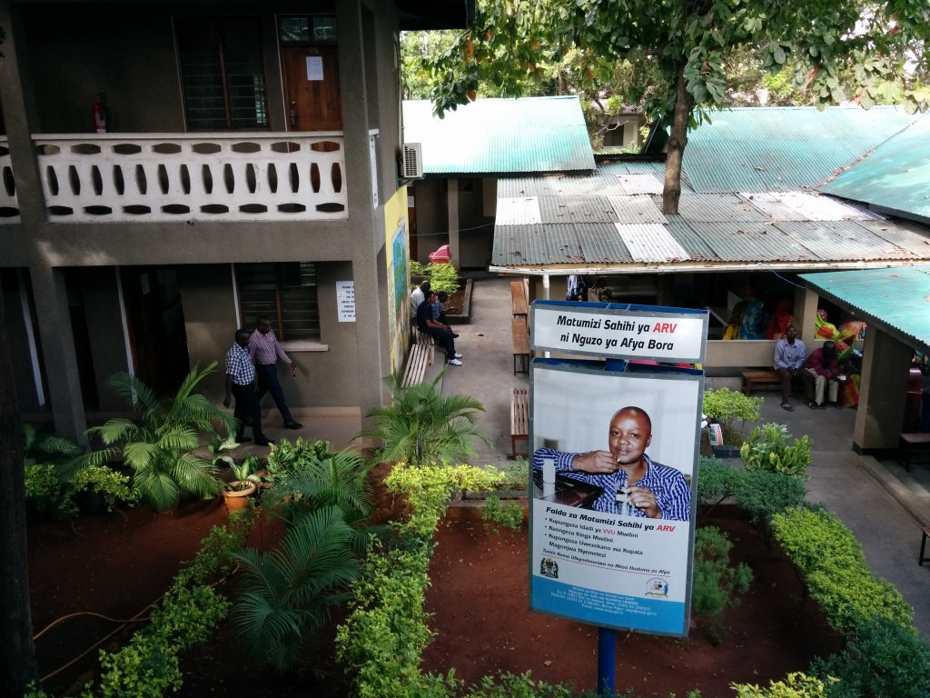 PASADA HIV Clinic, Dar Es Salaam