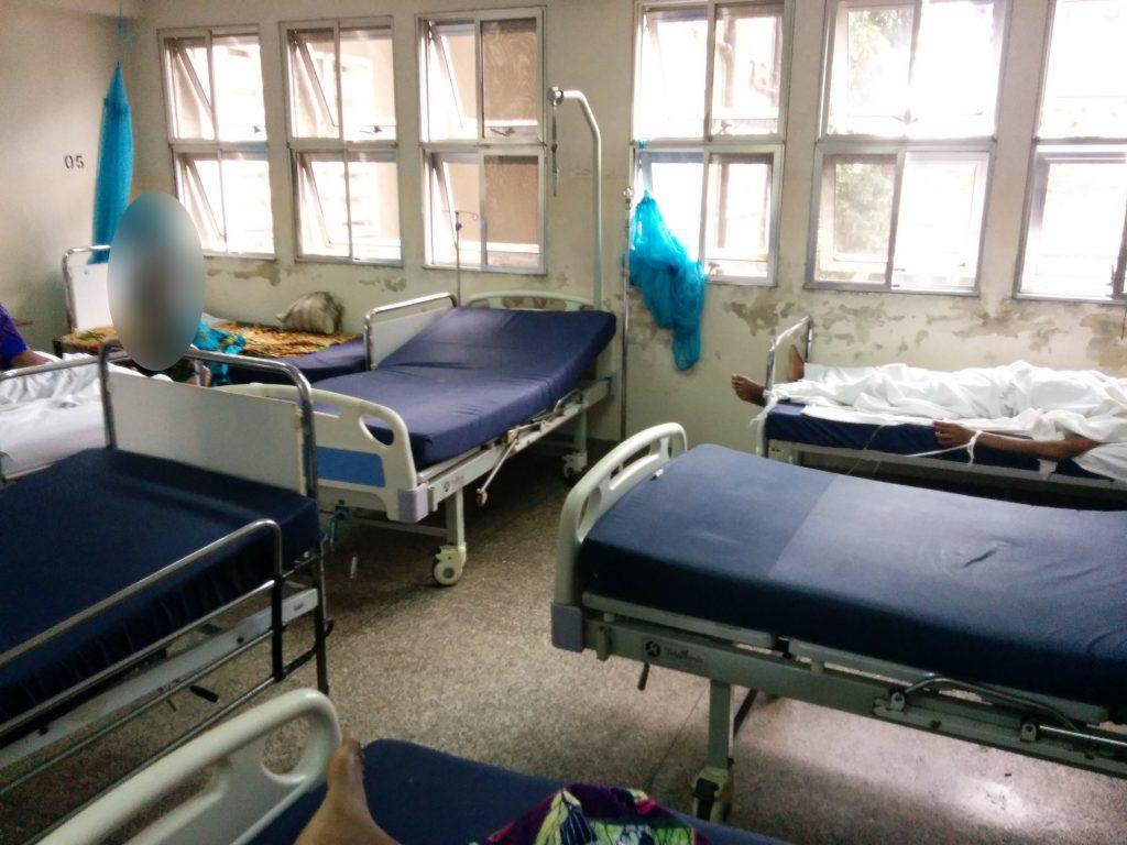 Nephrology Inpatient Ward, Muhimbili National Hospital